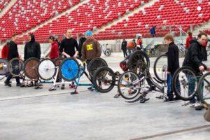 Rowerowe Rozpoczęcie Sezonu na Stadionie Narodowym